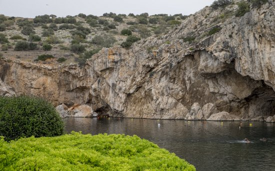Athene_Vouliagmeni-meer
