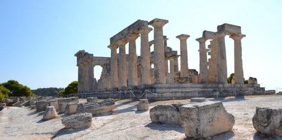 Athene_afaia_tempel-Aegina