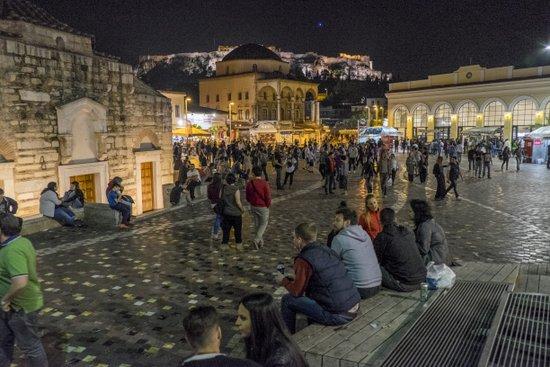 Athene_Monastiraki_plein
