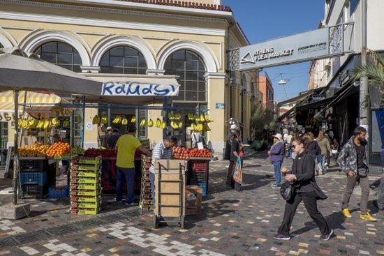 Athene_monastiraki-vlooienmarkt