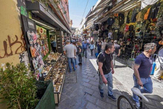 Athene_vlooienmarkt-monastiraki