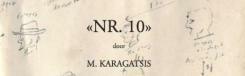 «NR. 10» - M. Karagatsis