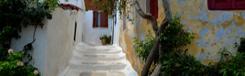 Anafiotika - een eiland midden in de stad