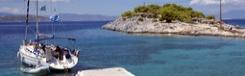 Fietstours op het eiland Agkistri, met en zonder gids