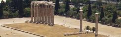 De tempel van Zeus