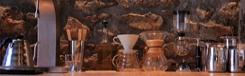 Koffie drinken in Athene