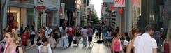 De leukste winkelstraten in Athene