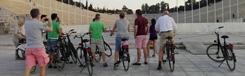 Fiets- en wandeltours in Athene